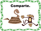 Spanish Commands: Classroom Rule Signs (Reglas de la Clase)