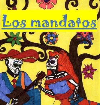 Spanish Commands MANDATOS