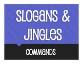 Spanish Commands Slogans and Jingles