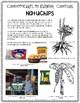 Five Spanish Commercials with activities: Comidas / Foods