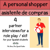 Spanish Communicative Partner Activity: Personal Shopper!