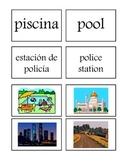 Spanish Community Montessori Shelf Work
