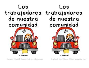 Spanish Community Worker Book