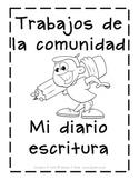 Spanish Community Workers Writing Journal