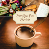 Spanish Como Agua Para Chocolate Novel Study