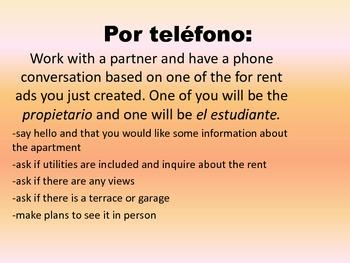 Spanish-Como alquilar un piso