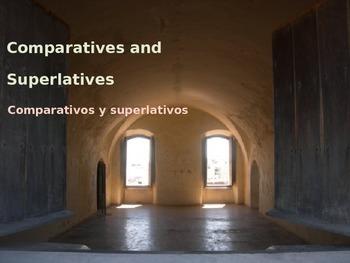 Spanish Comparatives and Superlatives
