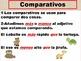 Spanish  Comparativo y Superlativo Presentation and Student Activities