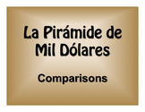 Spanish Comparisons $1000 Pyramid Game