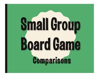 Spanish Comparisons Board Game