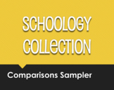 Spanish Comparisons Schoology Collection Sampler