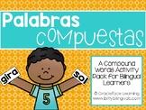 Spanish Compound Words – Palabras compuestas