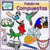 Spanish Compound words clipart {Palabras compuestas en español}