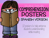 Spanish Comprehension Posters {Student Friendly}