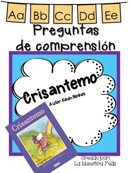 Spanish Comprehensive Test: Crisantemo