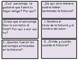 Spanish Comprension de lectura preguntas