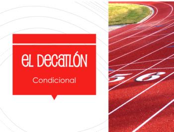 Spanish Conditional Tense Decathlon