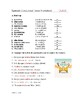 Spanish Conditional Tense Worksheet: Condicional (25 Questions)