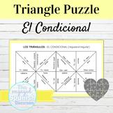 Spanish Conditional Tense (el condicional) Conjugation Puzzle