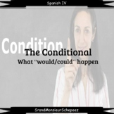 Spanish Conditional Video Note Bundle (Distance Learning)