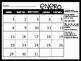 Spanish Conduct Calendar