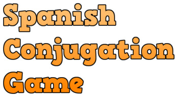 Spanish Conjugation Game Preterite & Imperfect