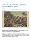 Spanish Conquest. Culture Clash