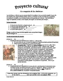Spanish Conquest Culture Project (Proyecto Cultural, La Co