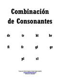 Spanish Consonant Blends