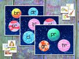 Spanish Consonant Blends Sorting Activity - Clasificar por