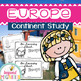 Spanish Continent Study Bundle {7 Countries Save $5.50!)
