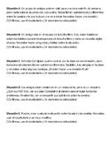 Spanish Conversation - Food Dialogues
