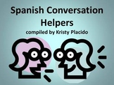 Spanish Conversation Helpers