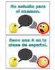 Spanish Conversation Rejoinders Notes and Practice Powerpoint