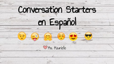 Spanish Conversation Starters