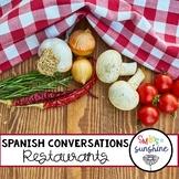 Spanish Conversations & Vocabulary: Restaurants