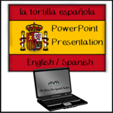 Spanish Cooking: La Comida, The Spanish Tortilla Recipe, P