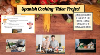 Cooking Video Project - Spanish Recipe