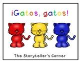 Spanish Counting Story - Gatos, gatos