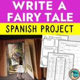 Spanish Create Your Own Fairy Tale Project