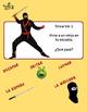 Spanish Creative Writing #8 * Spanish Regular Preterite Ve