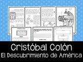 Cristobal Colon: El descubrimiento de America.