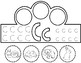Spanish Crowns Bundle:  Spanish Alphabet, Numbers, Shapes,