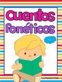 Spanish Reading Comprehension Passages / Cuentos fonéticos de comprensión