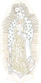 Spanish Cultural Lesson|December Festivities: La Virgen de Guadalupe
