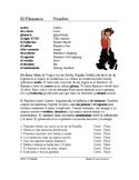 El flamenco Lectura y Cultura - Flamenco Spanish Reading