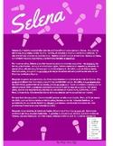 Spanish Cultural Reading:  Selena - Preterite Vs Imperfect
