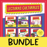 Spanish Cultural Readings and Activities BUNDLE