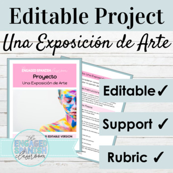 Spanish Cultural Research Art Project