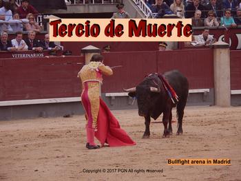 Spanish Cultural Unit: La corrida de toros - Bullfighting